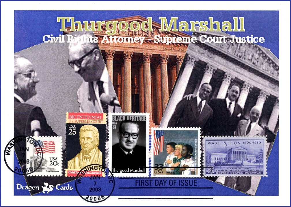 thurgood marshall supreme court. Dgn 145a: Sc. 3746 Thurgood